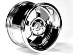 Part#: 48065C - Aluminum Rims 6061 T6 - Set Of 4 (Chrome)