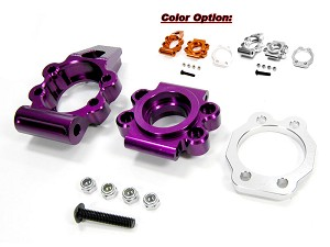 Part#: BAJ-012 - Aluminum Rear Hub Carrier Set (1) For Baja 5B