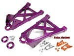 Part#: BAJ-050 - Aluminum Front Lower Arms For Hpi Baja 5B