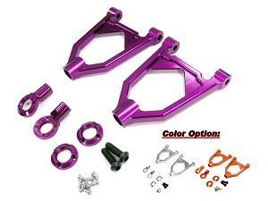 Part#: BAJ-051 - Aluminum Front Upper Arms For Hpi Baja 5B