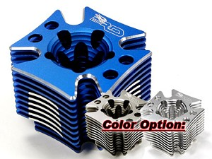 "Part#: RV-070 - Cooling Head For Revo2.5/Tmaxx 2.5 ""Crossfire"""
